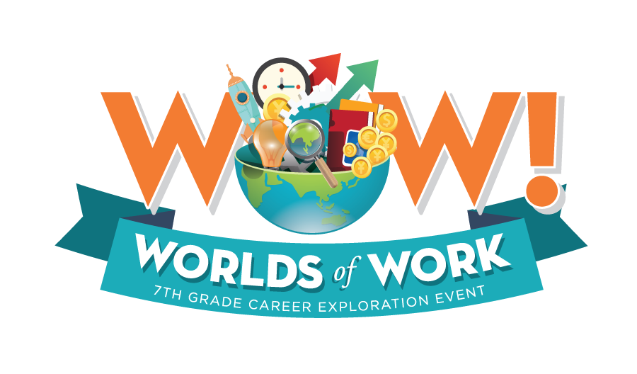 Worlds of Work Logo